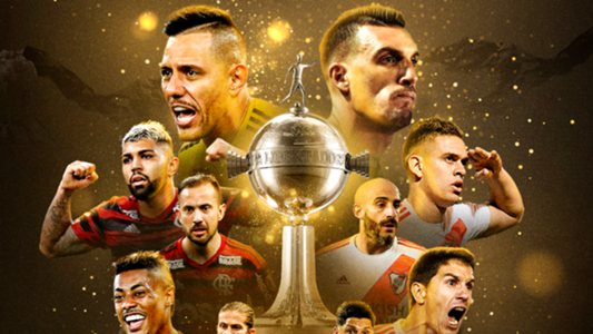 Flamengo River Copa Libertadores 2019