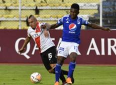AFP Always Ready Millonarios Sul-Americana 2020