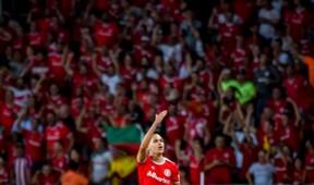 AFP Marcos Guilherme Internacional Libertadores 2020