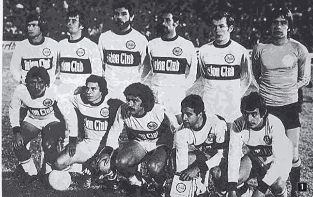Olimpia campeón 1979