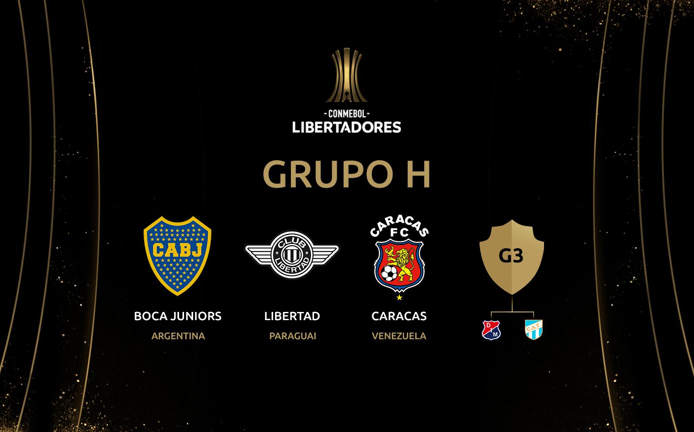 Grupo H - Libertadores