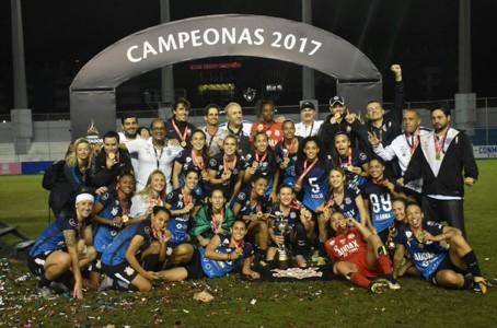 Corinthians - Libertadores Feminina 2017