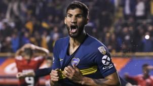 Lisandro López Boca Copa Libertadores