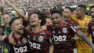 Flamengo campeón Libertadores