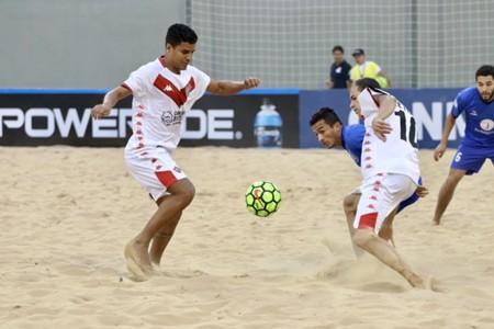 Vitória Libertadores de Praia