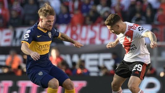 Alexis Mac Allister Superclásico Superliga