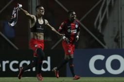 AFP San Lorenzo Palmeiras Copa Libertadores
