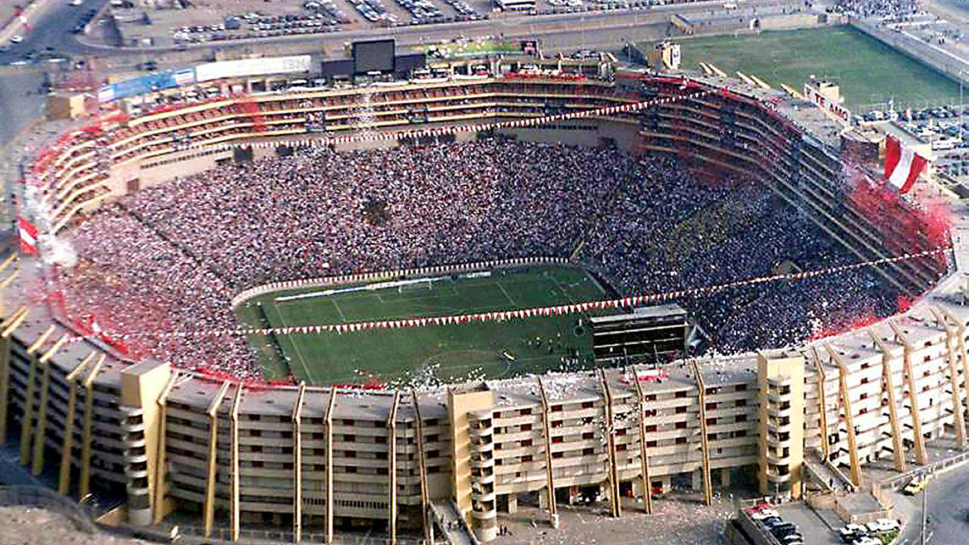 Estadio Monumental Lima