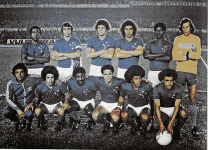 Cruzeiro Campeón 1976