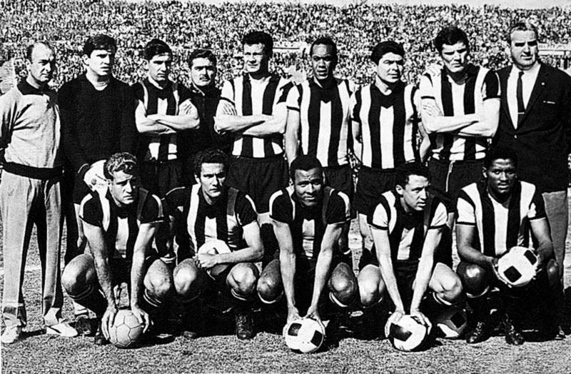 Peñarol Libertadores 1966