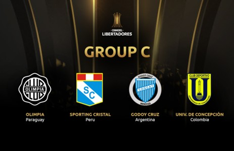 Group C teams