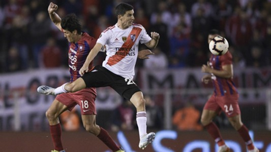 AFP Nacho Fernández Copa Libertadores 2019