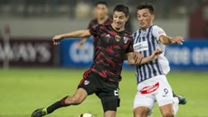 AFP Nacho Fernández Copa Libertadores