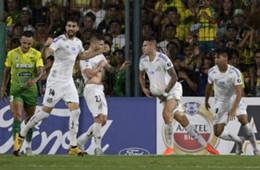 AFP Defensa y Justicia Santos Libertadores 2020