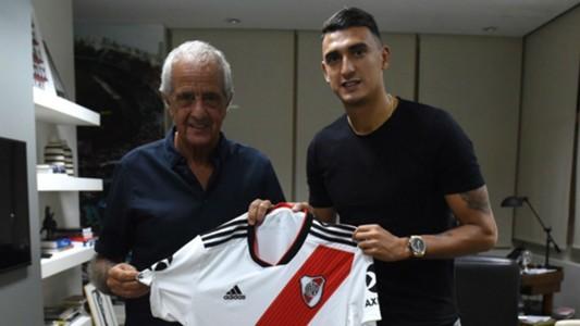 Matías Suárez River Copa Libertadores 2019