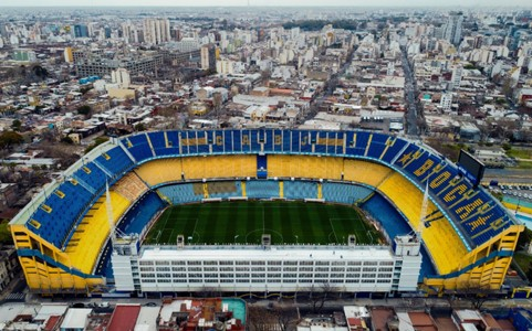 10 reasons why La Bombonera is one of the most iconic stadia in world  football | Copa Libertadores