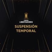 Suspensión Libertadores