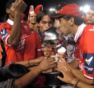Cienciano 2003 Sudamericana