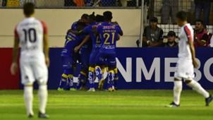 AFP Delfín Nacional Copa Libertadores 2019