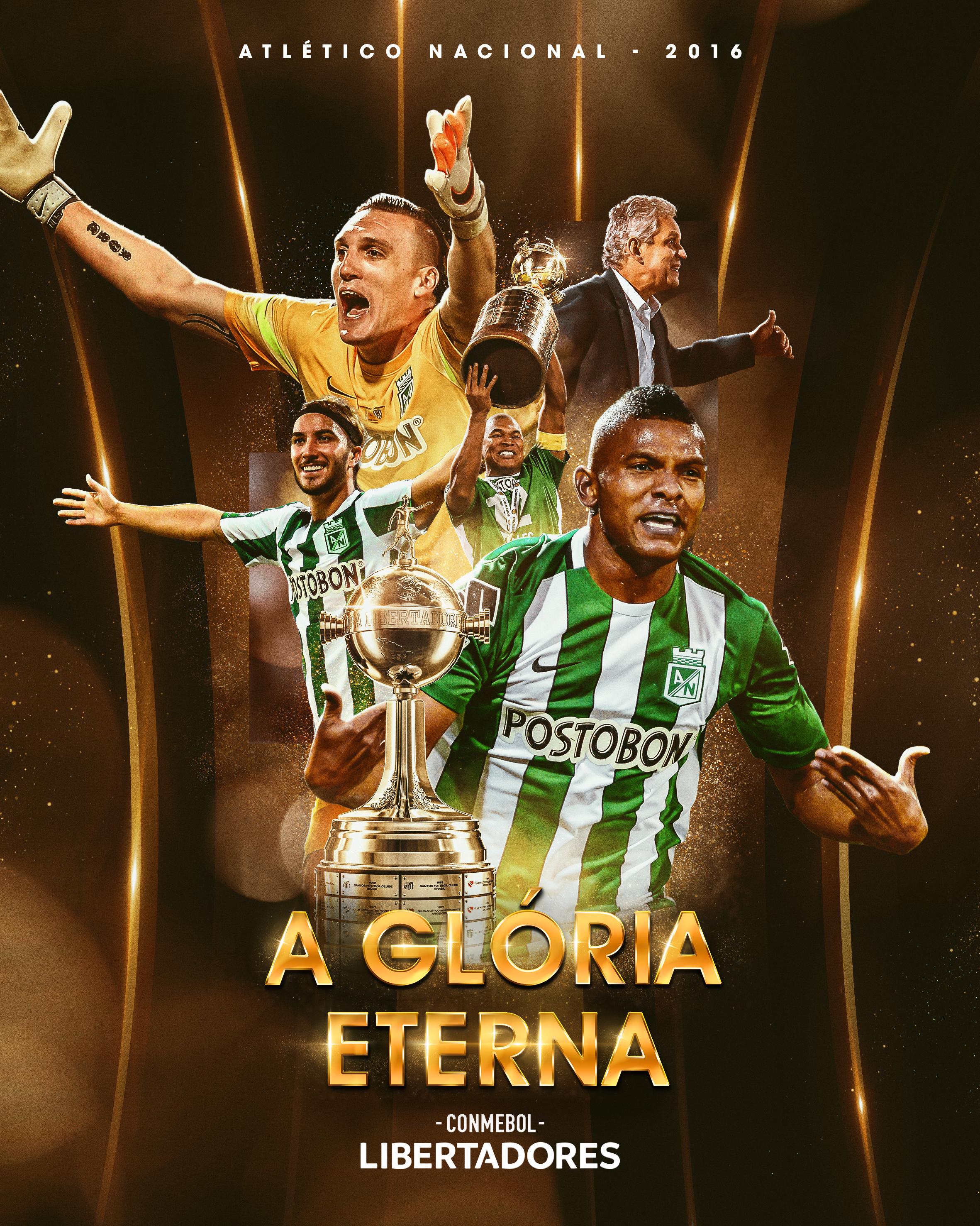 Atlético Nacional - Libertadores 2016