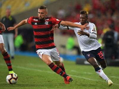 AFP Flamengo LDU Leo Duarte Copa Libertadores 2019