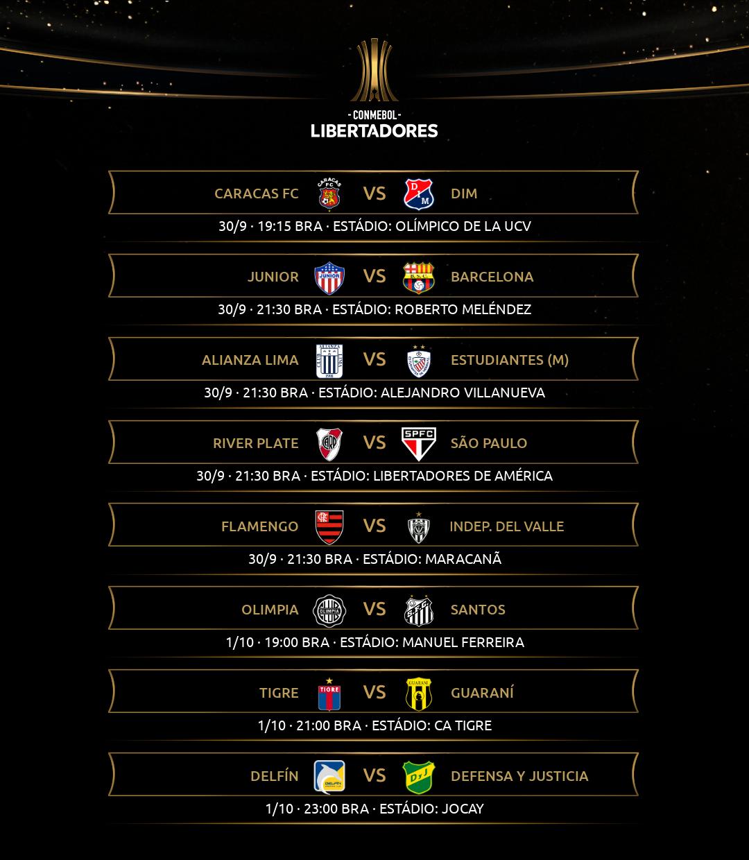 Libertadores - Rodada 5-2
