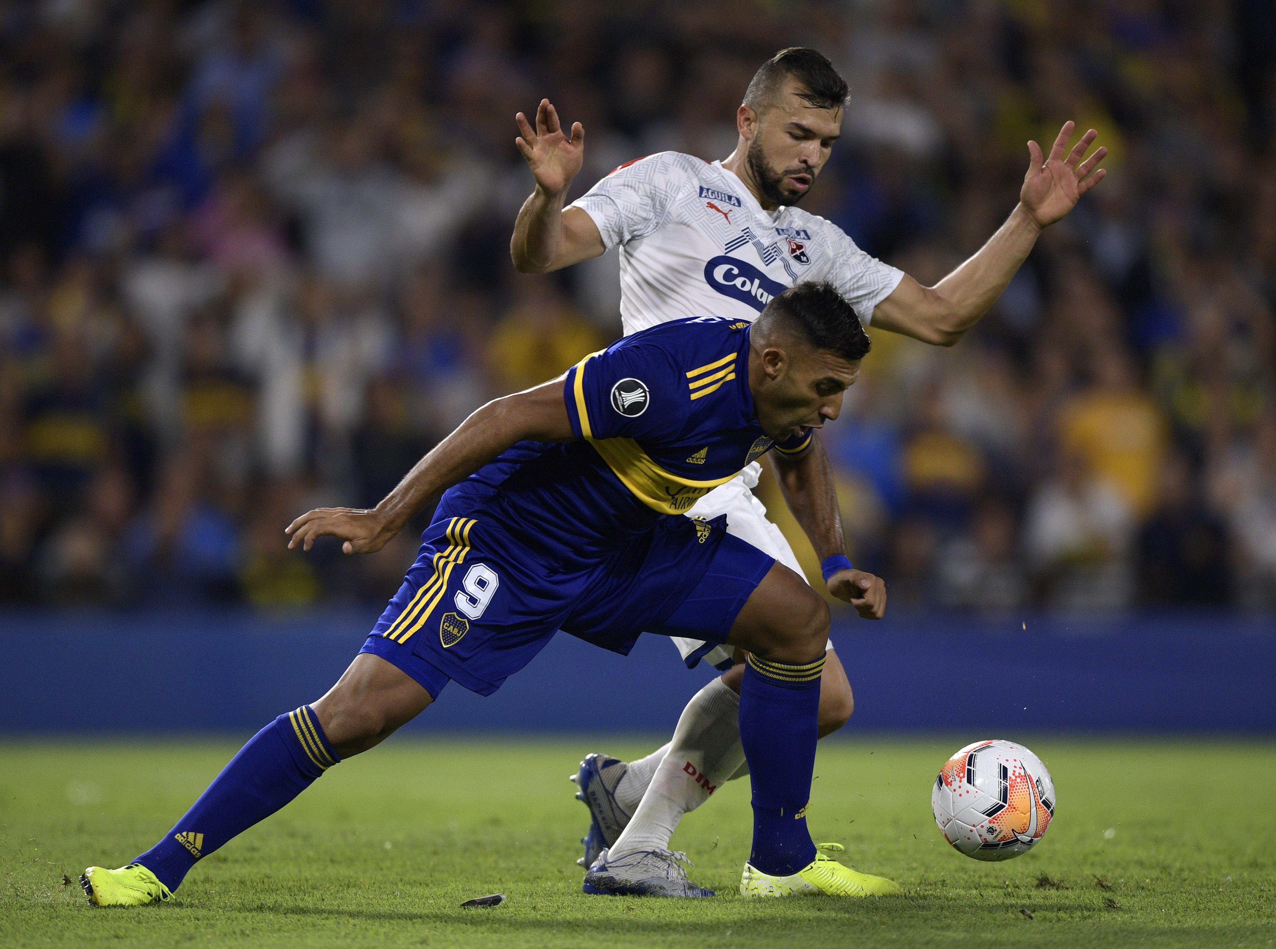 Boca Juniors Libertadores 2020