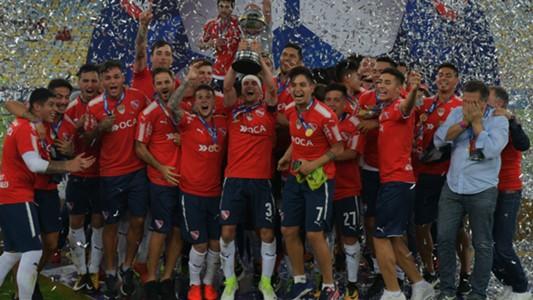 Independiente Copa Sudamericana 2017