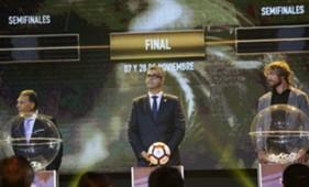 Sorteo Copa Libertadores 2018