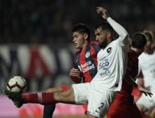 AFP San Lorenzo Cerro Porteño Copa Libertadores 2019