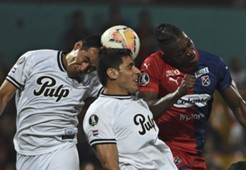 AFP Independiente Medellín Libertad Libertadores 2020