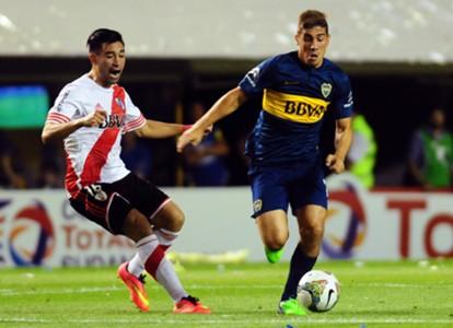 AFP Cristian Erbes CONMEBOL Sudamericana Boca Juniors