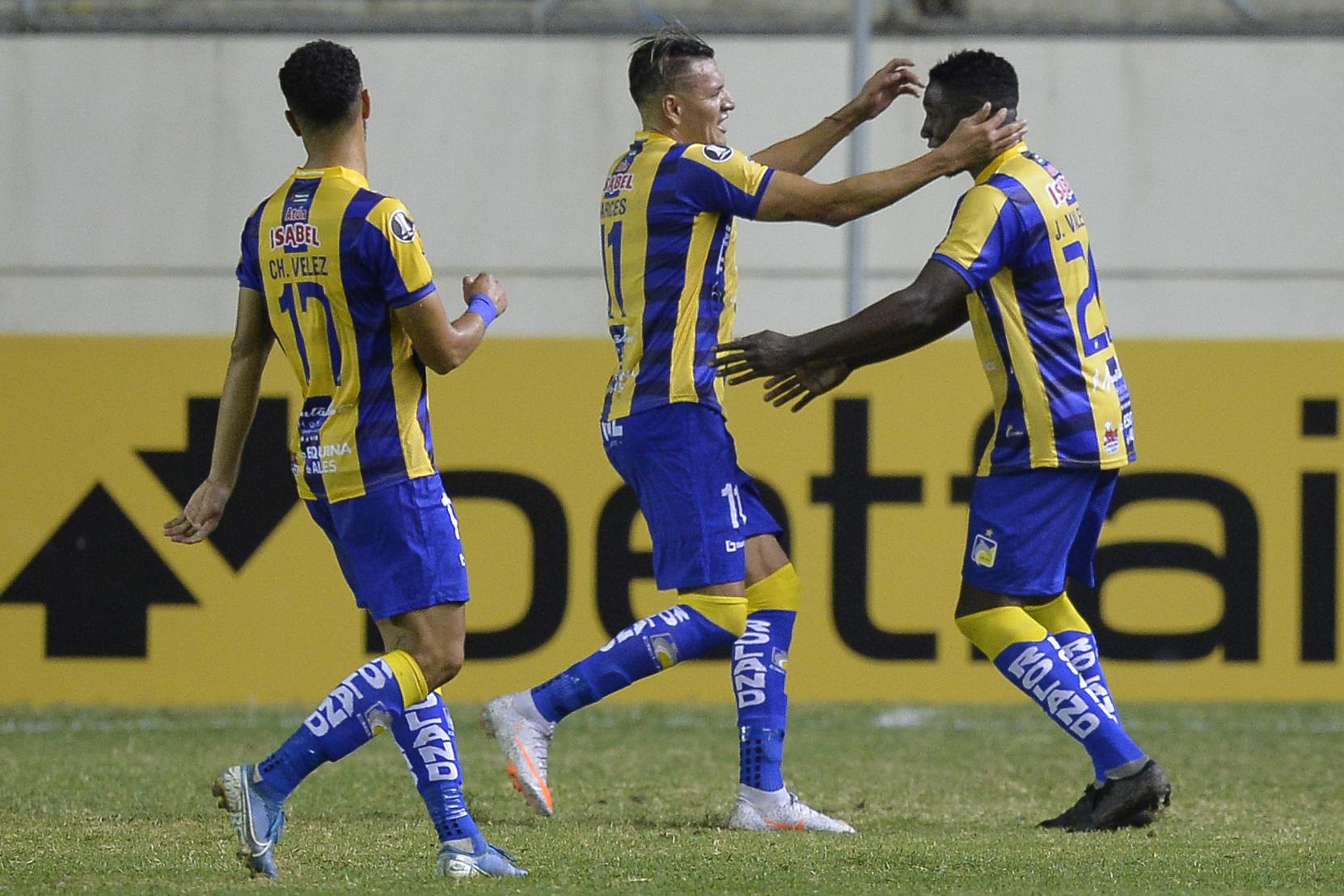 Delfín Sporting Club Libertadores