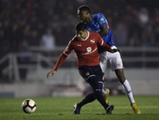 Independiente 1-0 UC