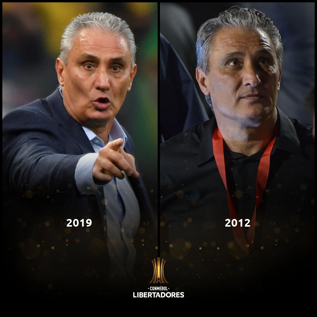 Tite - 2012 e 2019