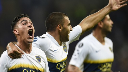 AFP Cruzeiro Boca Juniors Cristian Pavón