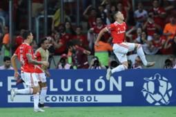 AFP Internacional Marcos Guilherme Libertadores 2020