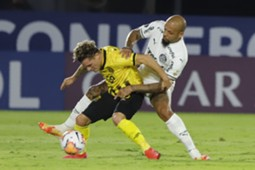 Guaraní - Palmeiras Fecha 4