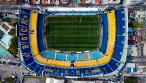 Boca Bombonera Copa Libertadores