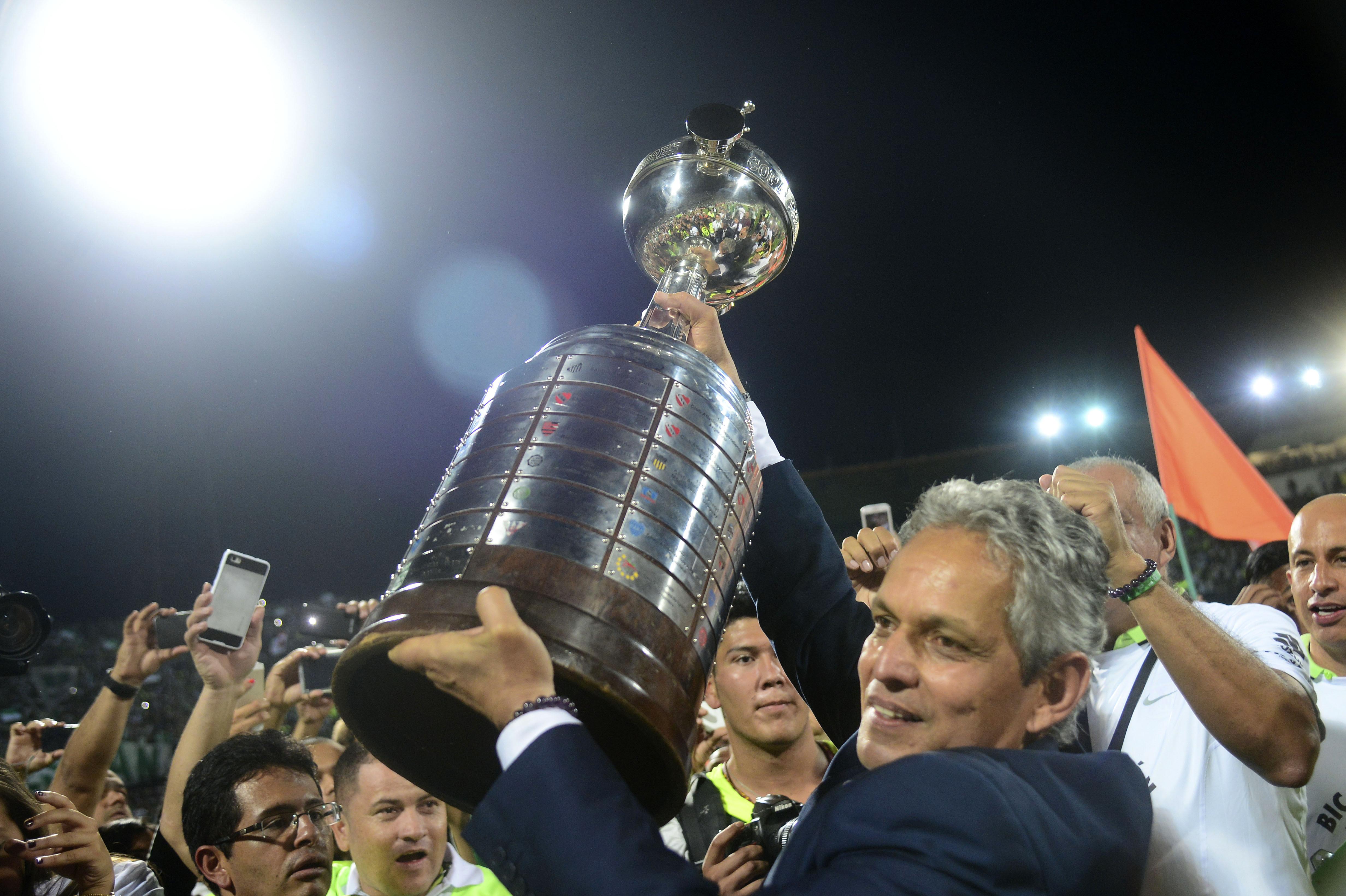 Reinaldo Rueda Atlético Nacional Copa Libertadores 2016