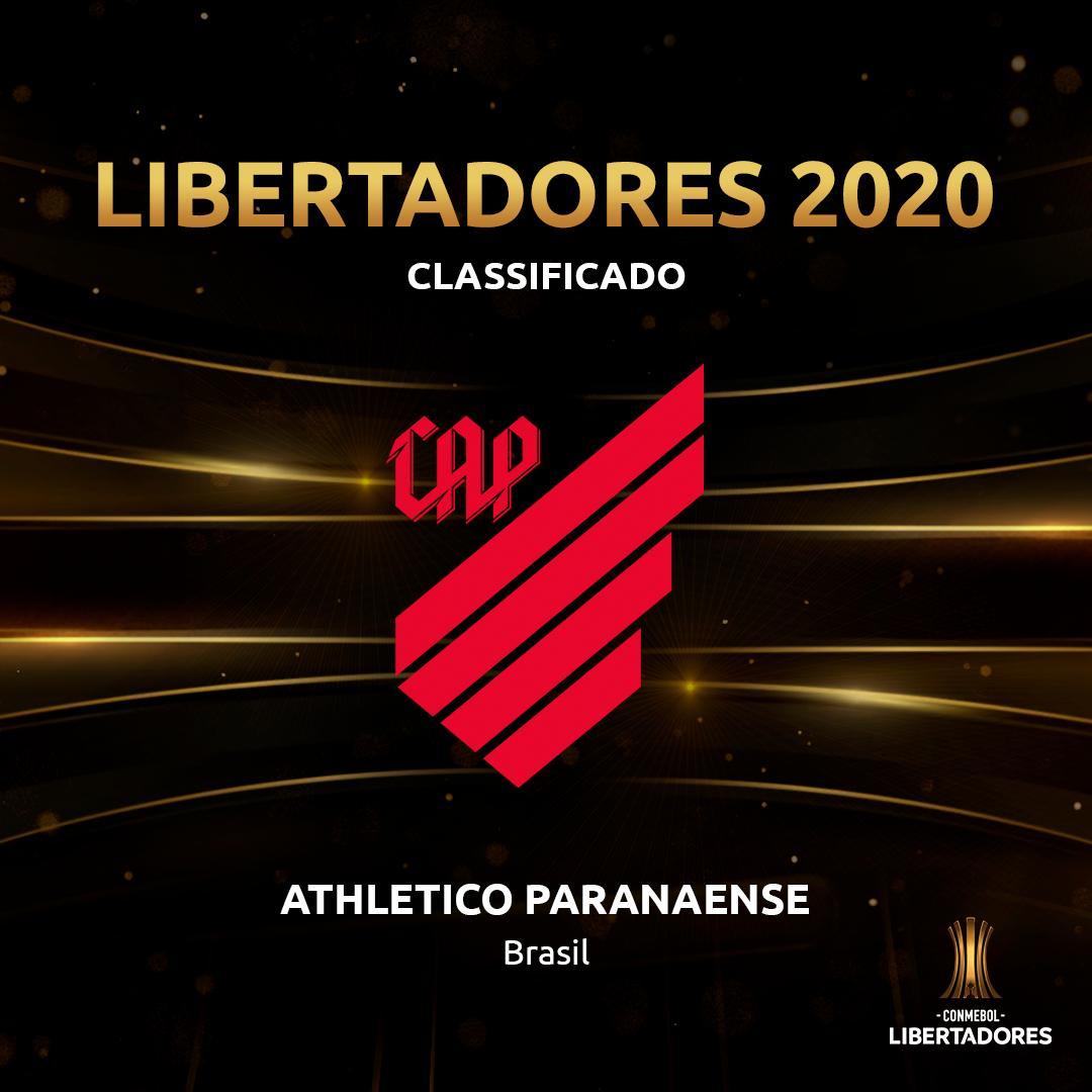 Athletico Paranaense Libertadores 2020