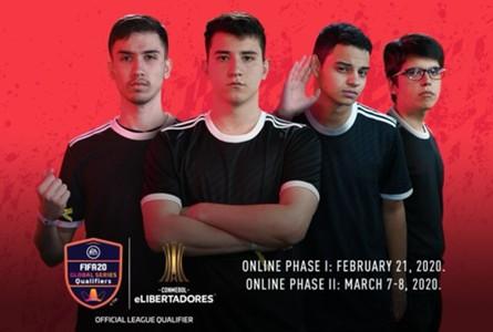 EA SPORTS FIFA 20 CONMEBOL eLibertadores