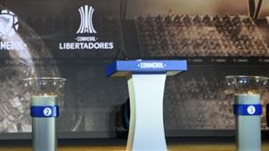 Sorteo Libertadores 2020
