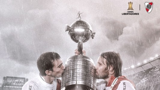 River campeón Copa Libertadores 2015