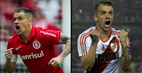 D'Alessandro Internacional River Plate