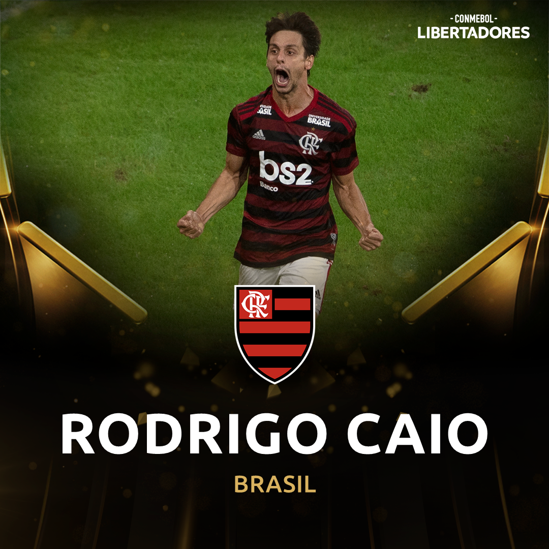 Rodrigo Caio - Flamengo
