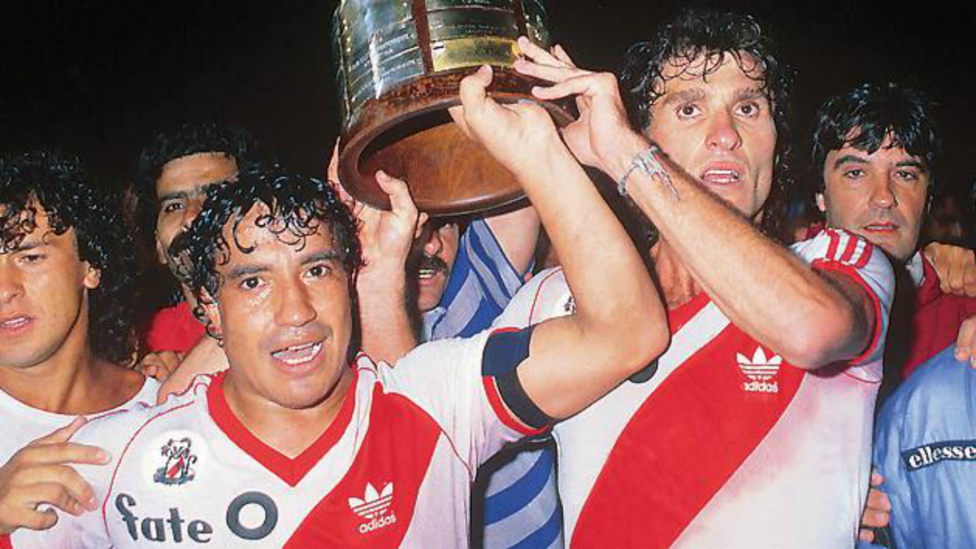 River Plate campeón 1986