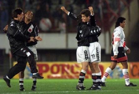 River x Vasco - 1998 Libertadores