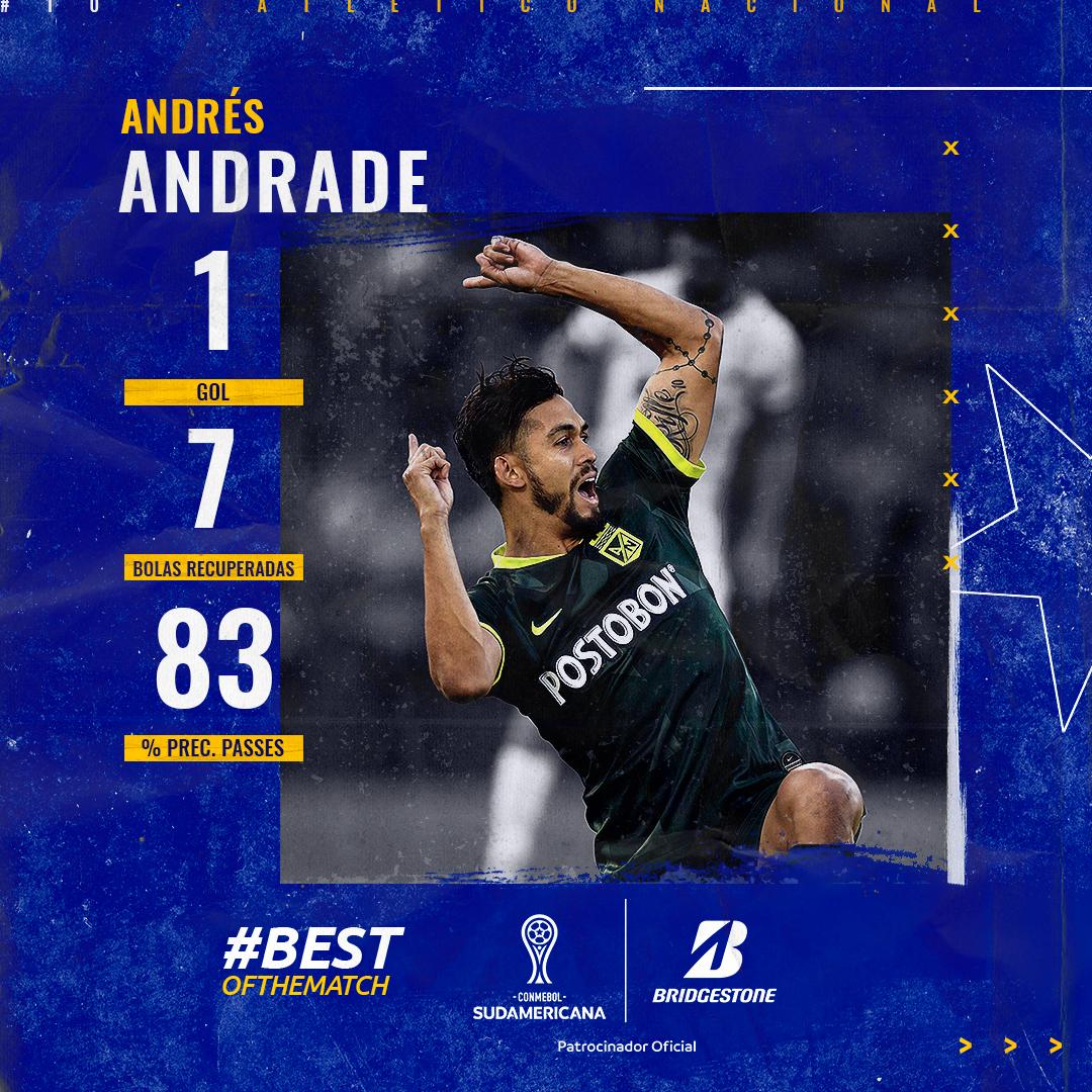 Andrade - Bridgestone