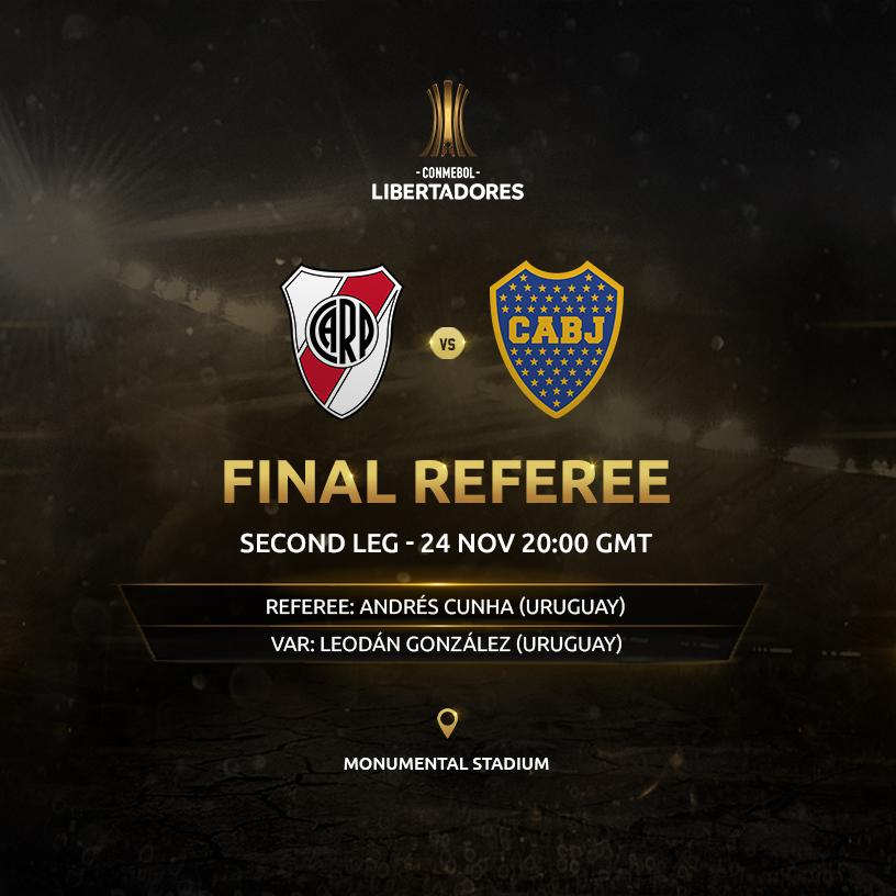 Referee Copa Libertadores